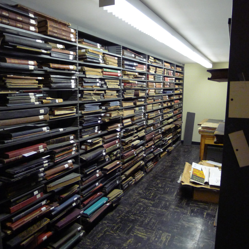 Inside Providence Public Library's Special Collections