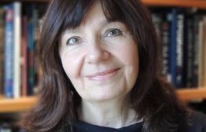 Dr. Fiona Ross, type designer