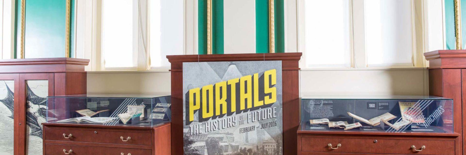Portals Exhibition Installation Photo
