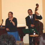 """""""Ellingtonia"""" with Tish Adams Quartet"""