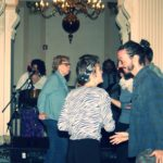 Natural Element perform at Providence Public Library