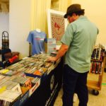 The Providence Rock and Roll Yard Sale at Providence Public Libray