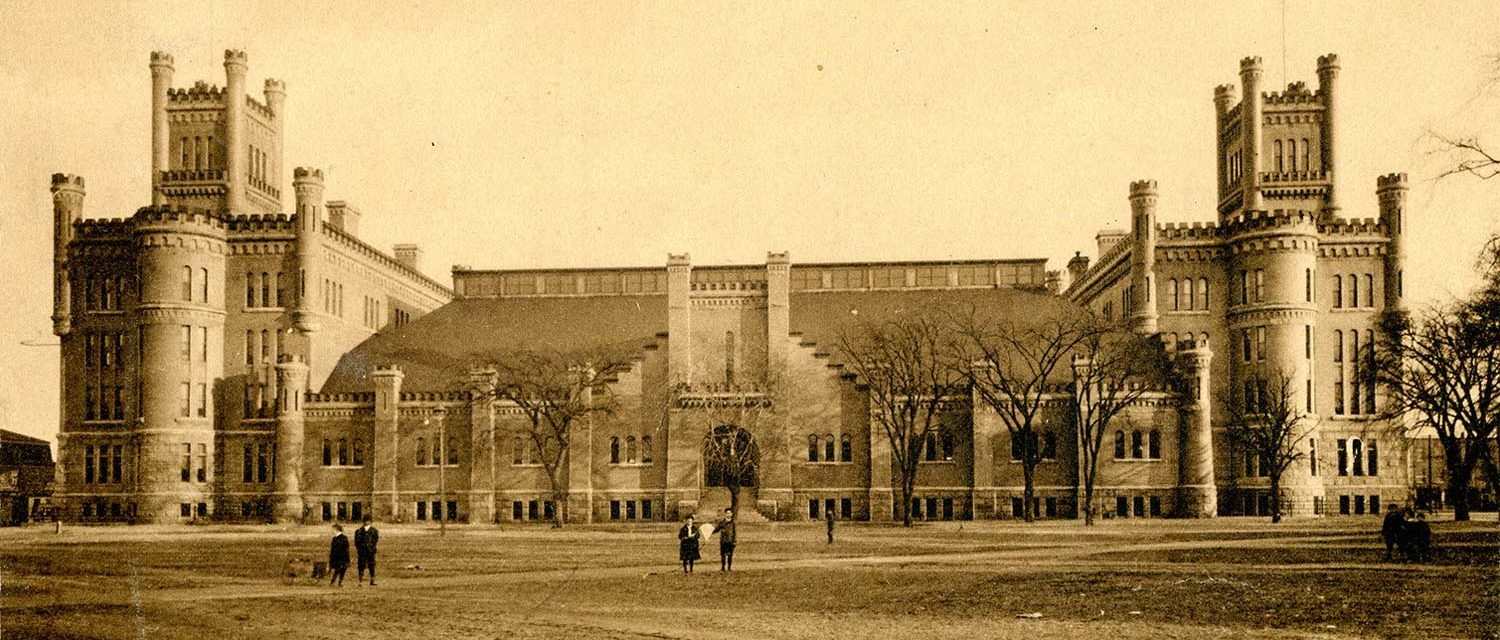 Providence Armory Image - Rhode Island Collection