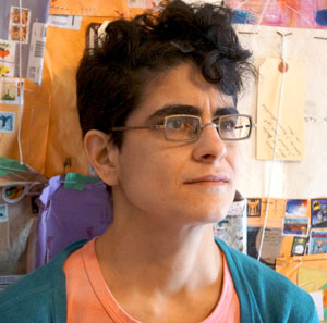 KATE SCHAPIRA is a poet, curator and teacher of writing.