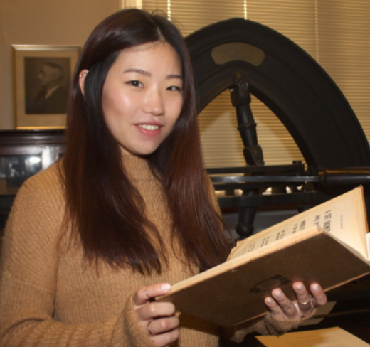 June Shin, Type designer and PPL Alum