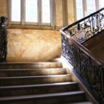PPL Marble Staircase & Balcony (1st and 3rd Floor)