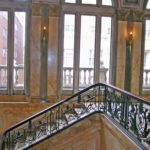 Marble Staircase & Balcony (1st and 3rd Floor)