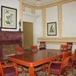 Trustee Room/ Bridal Suite (3rd Floor) - Seats 8-10