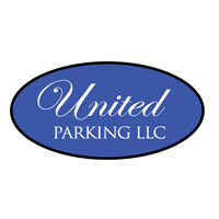 United Parking logo