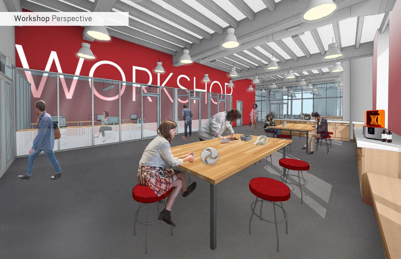 Ground Level - Workshop Perspective