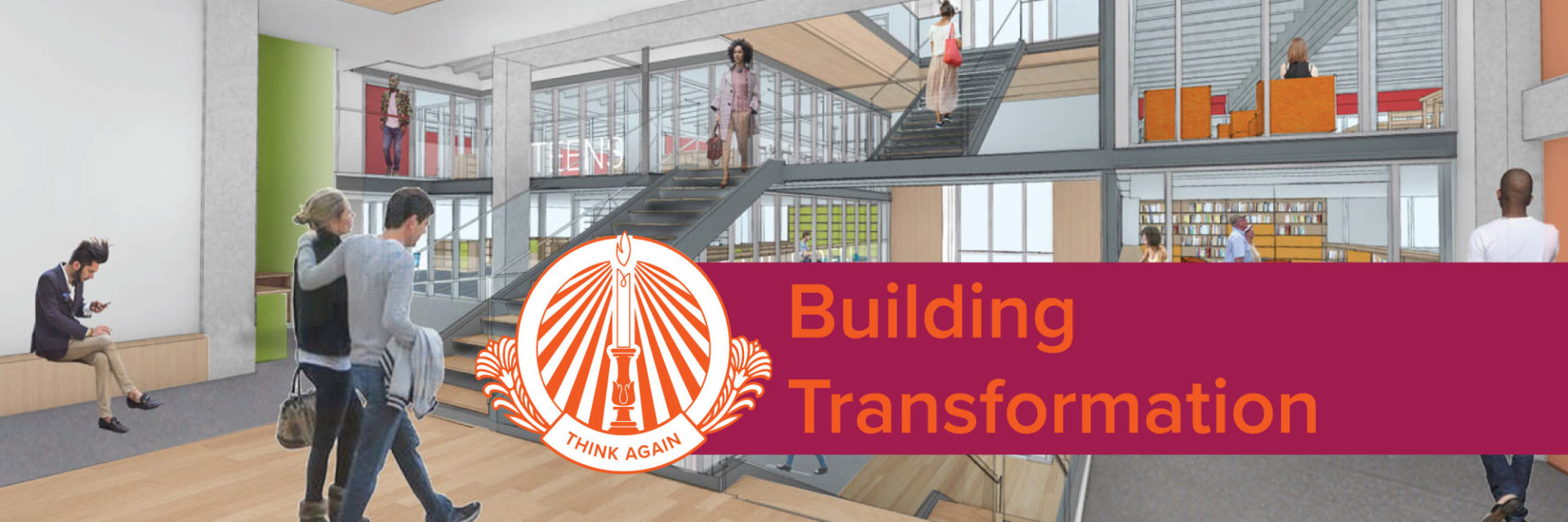 THINK AGAIN | Building Transformation