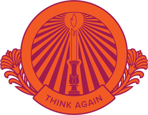 Think Again - Orange Logo
