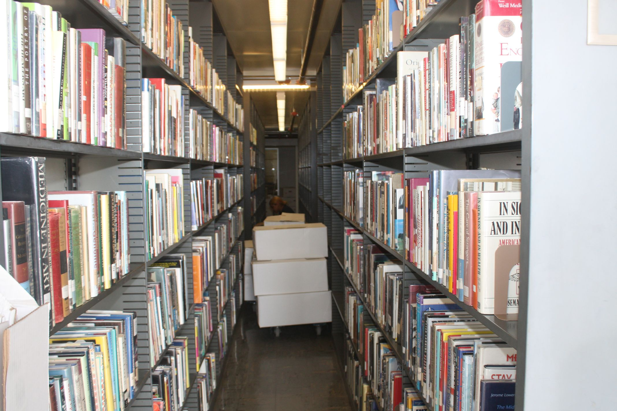 Books Returned