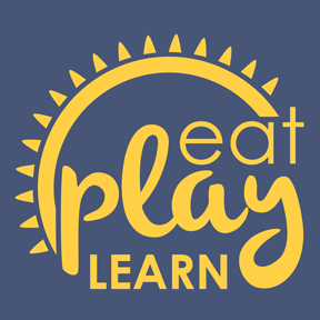 Eat Play Learn logo
