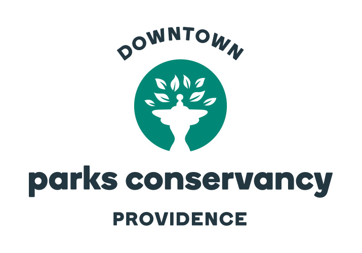 Downtown Parks Conservancy logo
