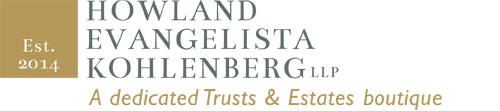 HowlandEvangelistaKohlenberg logo