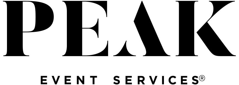 PEAK Event Services logo
