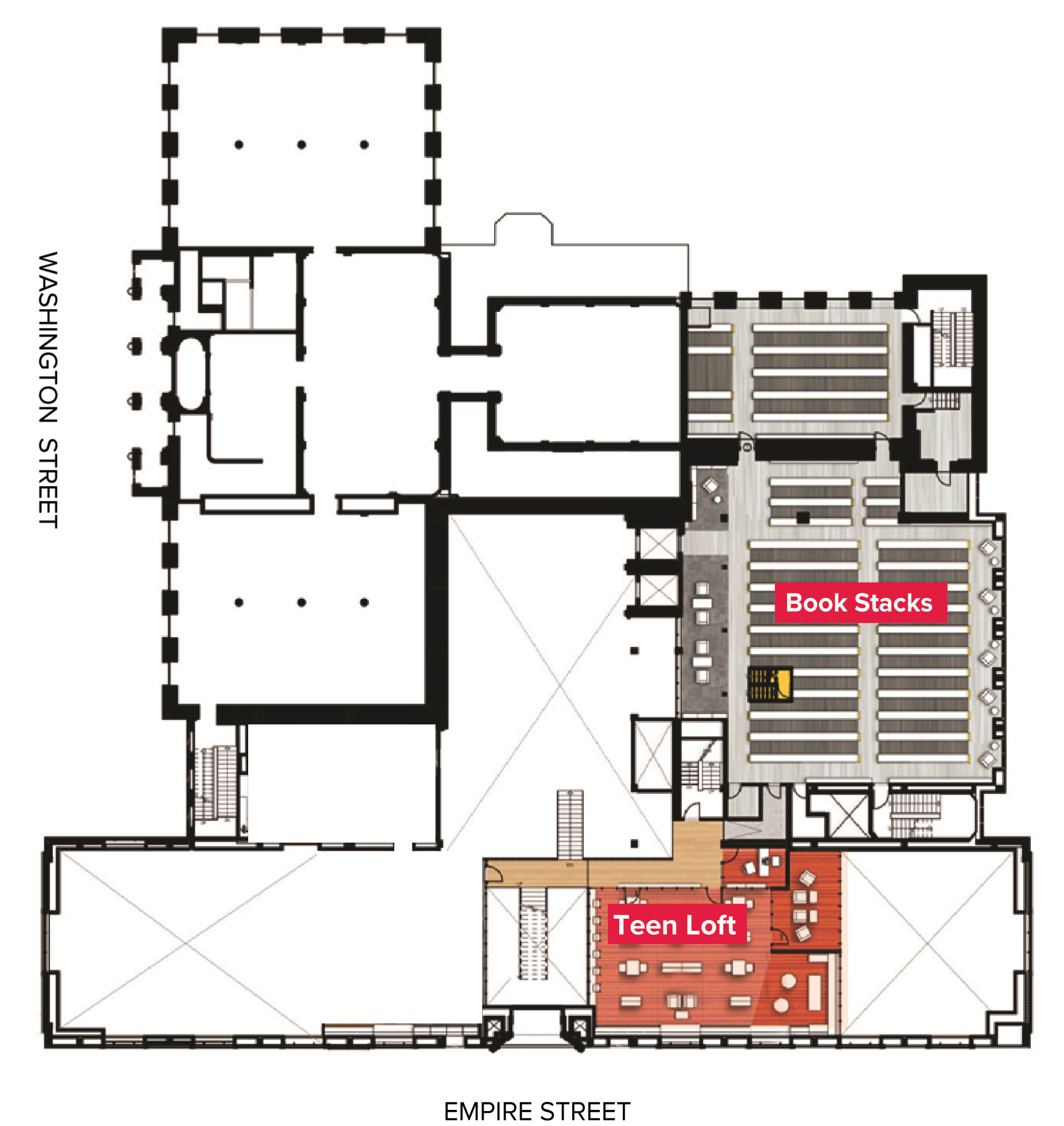 Library-Map_Level-2