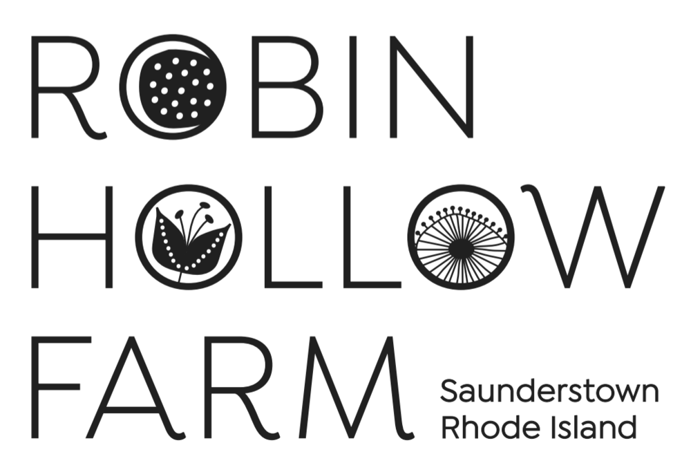 Robin Hollow Farm logo
