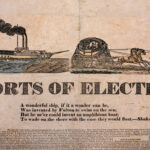 """Sports of Election!"" [Providence?]: printer not identified, 1830."