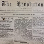 The Revolution, Vol. II, No. 17 (October 29, 1868).