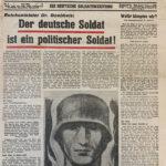 Front und Heimat newspaper front page