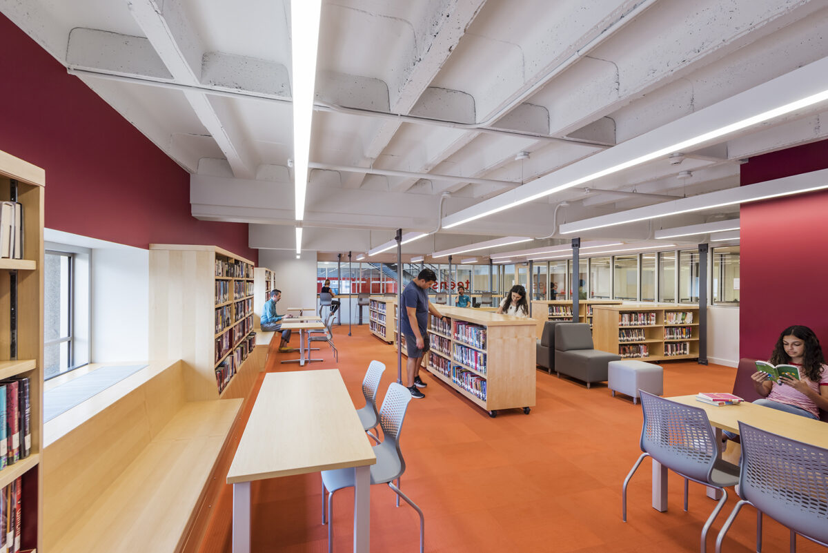 Level Two - Teen Library Perspective