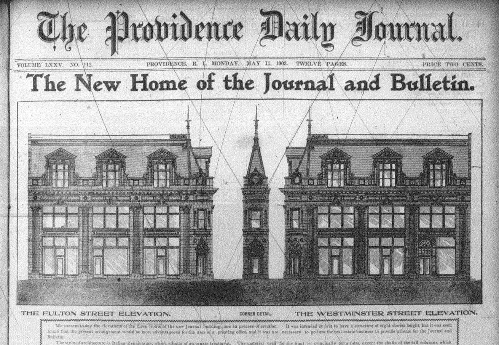 Providence Journal Research thumbnail