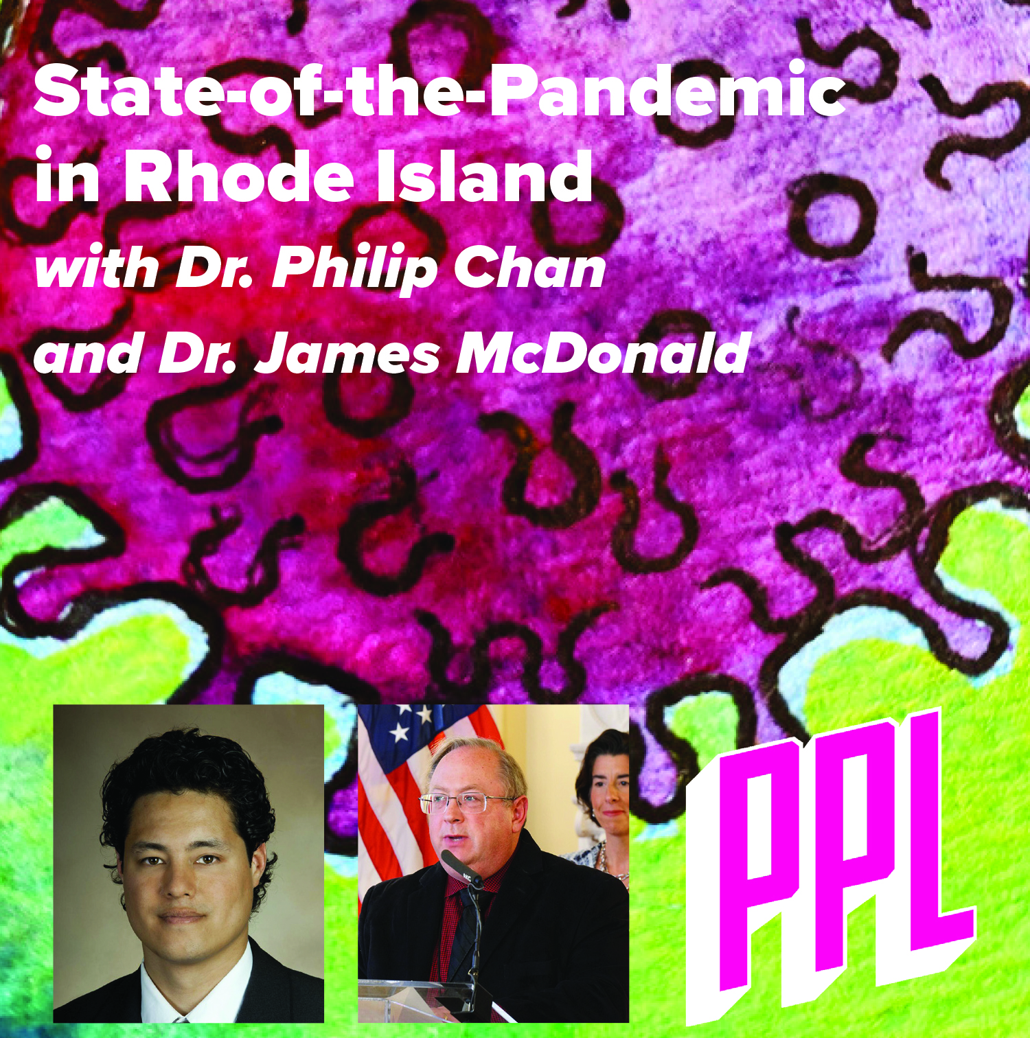 State-of-the-Pandemic in RI