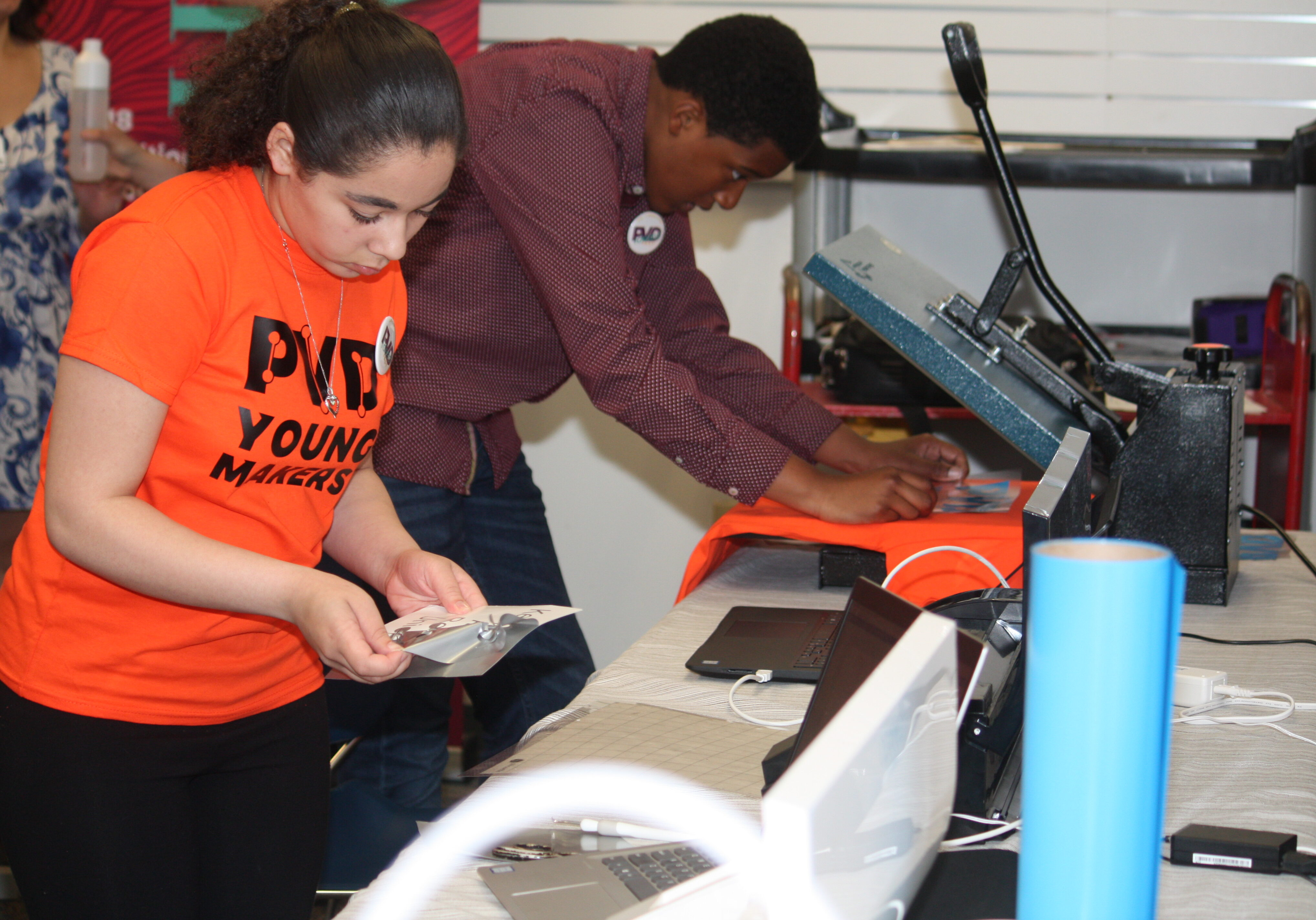 PVD Young Makers
