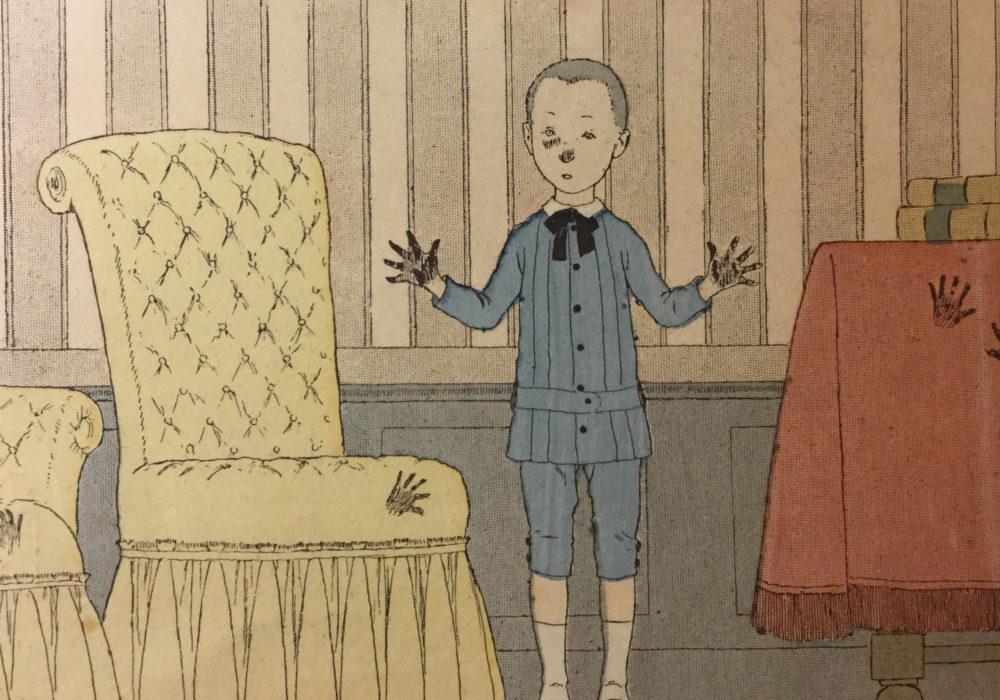 Plon, Eugène. La civilité puérile et honnête expliquée (Paris: E. Plon, 1887)