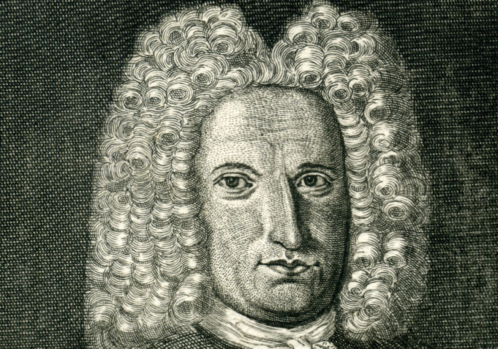 Portrait of David Richter, from the Collection of Portraits of Printers & Booksellers
