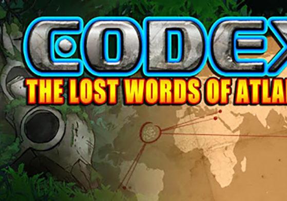 Codex: Lost Words of Atlantis